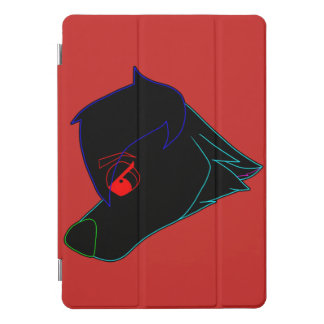 Protection iPad Pro Cover Chien noir