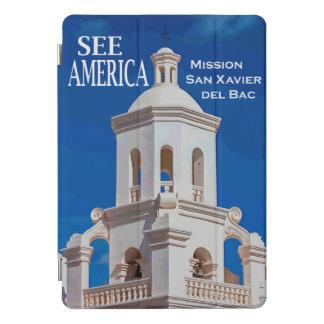 """Protection iPad Pro Cover Couverture d'iPad de San Xavier de mission """"voir"""