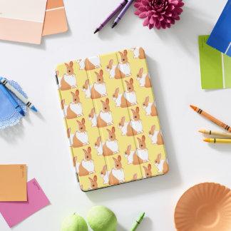 Protection iPad Pro Cover Couverture néerlandaise blonde d'iPad de jaune de