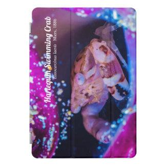 Protection iPad Pro Cover Crabe de natation de harlequin (laevis de
