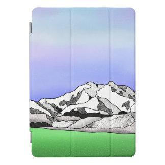 Protection iPad Pro Cover Discrimination raciale de l'eau de Denali paysage