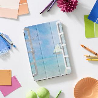 Protection iPad Pro Cover fenêtre ouverte avec le voilier