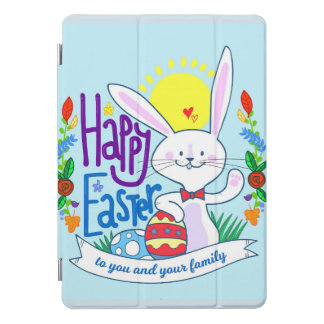 Protection iPad Pro Cover Joyeuses Pâques