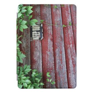 Protection iPad Pro Cover La grange rustique empêchent d'entrer la