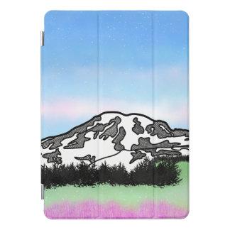 Protection iPad Pro Cover Le mont Rainier Jackson Hole