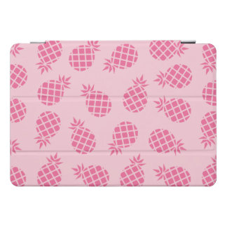 Protection iPad Pro Cover Motif mignon Girly d'ananas de rose en pastel