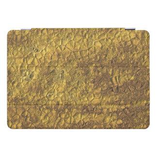 Protection iPad Pro Cover Peau 3D étrangère jaune abstraite