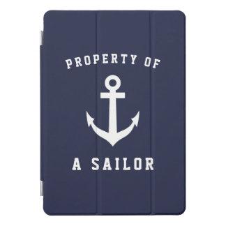 "Protection iPad Pro Cover Propriété nautique iPad de marin d'Apple 10,5"" pro"