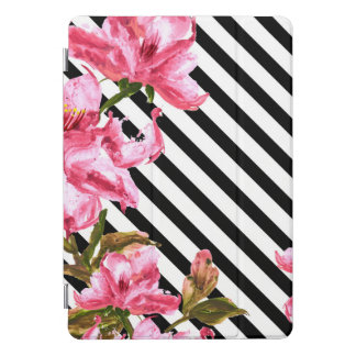 Protection iPad Pro Cover Ressort floral