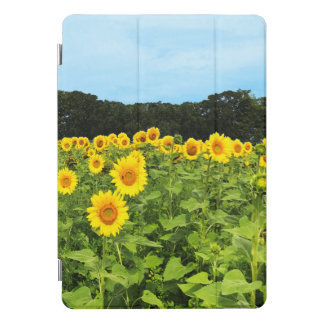 Protection iPad Pro Cover Tournesols