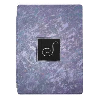 Protection iPad Pro Éclaboussure pourpre   de la technologie   de
