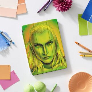 Protection iPad Pro Forêt masculine Elf de Falln