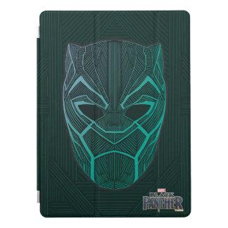 Protection iPad Pro La panthère noire noire de la panthère | a gravé à