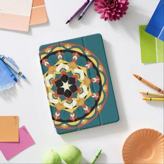 Protection iPad Pro Mandala floral coloré 060517_4
