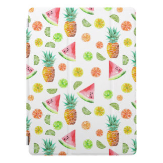 Protection iPad Pro Motif de fruit glacé d'aquarelle