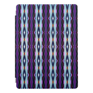 Protection iPad Pro Motif pourpre unique