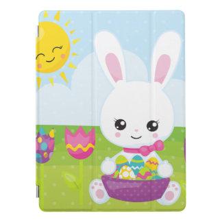 Protection iPad Pro Petit lapin de Pâques mignon