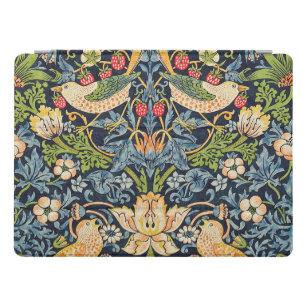 Protection iPad Pro Schéma floral William Morris Strawberry Thief