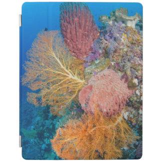 Protection iPad Récif coralien pittoresque
