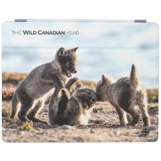 Protection iPad Ressort - Fox arctique