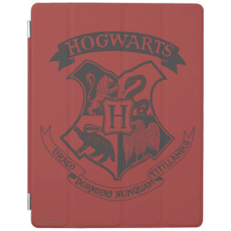 Protection iPad Rétro Hogwarts crête de Harry Potter  