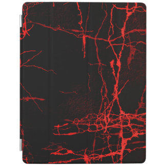 Protection iPad Rouge d'horreur