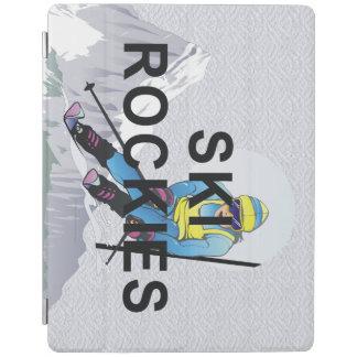 Protection iPad Ski SUPÉRIEUR les Rocheuses