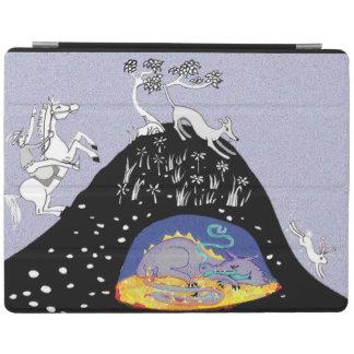 Protection iPad Sur la chasse pour le trésor caché