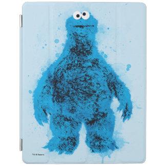 Protection iPad Tendance d'aquarelle du monstre   de biscuit