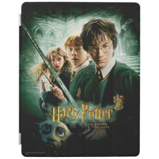 Protection iPad Tir de groupe de ratière de Harry Potter Ron