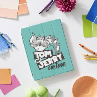 Protection iPad Tom et Jerry   Tom et bande dessinée de Jerry