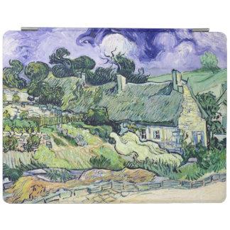 Protection iPad Vincent van Gogh | a couvert des cottages de