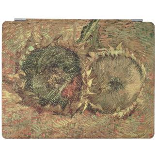 Protection iPad Vincent van Gogh | deux tournesols coupés, 1887
