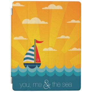 Protection iPad Vous moi et la mer