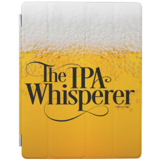 Protection iPad Whisperer d'IPA