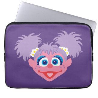 Protection Pour Ordinateur Portable Abby Cadabby font face