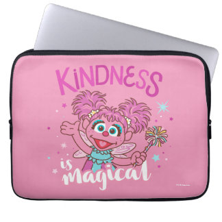 Protection Pour Ordinateur Portable Abby Cadabby - la gentillesse est magique