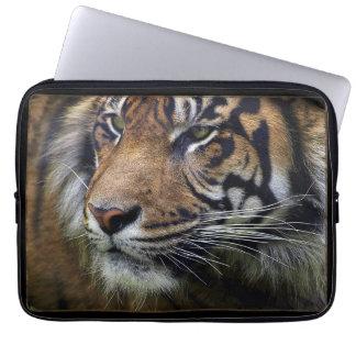 Protection Pour Ordinateur Portable Amoureux des chats d'animal sauvage de tigre de Su