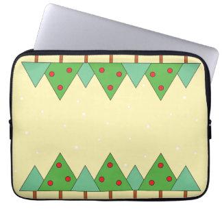 Protection Pour Ordinateur Portable Arbre de Noël