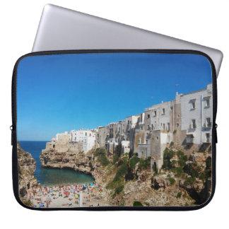 Protection Pour Ordinateur Portable Architecte de point de repère de plage de Bari