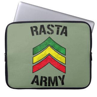 Protection Pour Ordinateur Portable Armée de Rasta