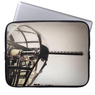 Protection Pour Ordinateur Portable Art de bombardier du 2ÈME GUERRE MONDIALE B-25