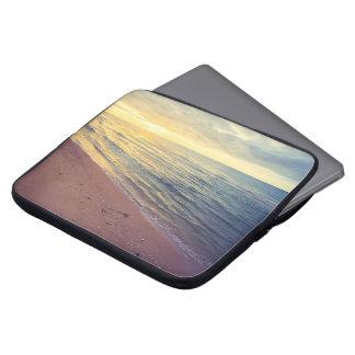 Protection Pour Ordinateur Portable Belle douille d'ordinateur portable de coucher du