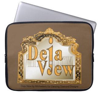 Protection Pour Ordinateur Portable Caisse d'ordinateur portable de vue de Deja