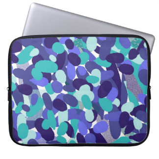 Protection Pour Ordinateur Portable Caisse en verre d'ordinateur portable du néoprène