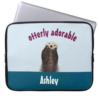 Protection Pour Ordinateur Portable Calembour adorable d'Otterly avec la photo