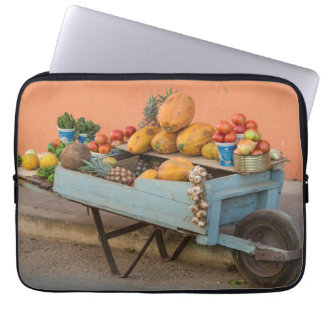 Protection Pour Ordinateur Portable Chariot de fruits et légumes, Cuba