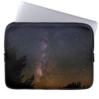 Protection Pour Ordinateur Portable Ciel nocturne de manière laiteuse, la Californie