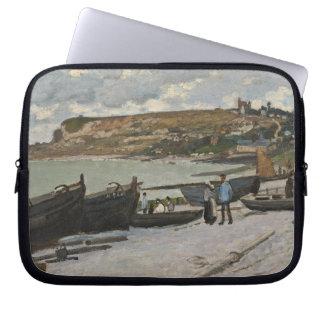 Protection Pour Ordinateur Portable Claude Monet | Sainte-Adresse, 1867