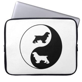 Protection Pour Ordinateur Portable Cocker de Yin Yang